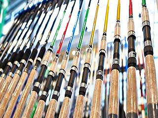 Custom Made Rods
