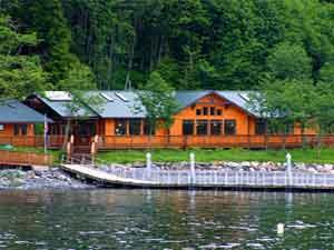 Fishing Lodges